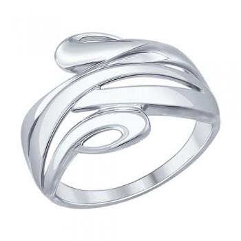 Кольцо из серебра, артикул 94012044