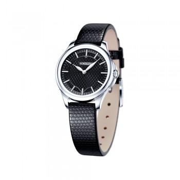 Женские серебряные часы, артикул 136.30.00.000.06.01.2