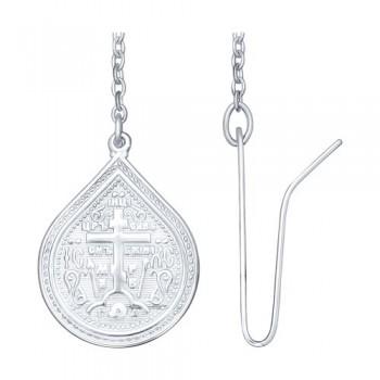 Православный ионизатор из серебра, артикул 91210022
