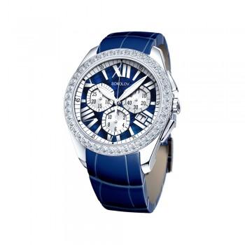 Женские серебряные часы, артикул 149.30.00.001.09.04.2