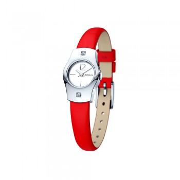 Женские серебряные часы, артикул 123.30.00.001.04.03.2