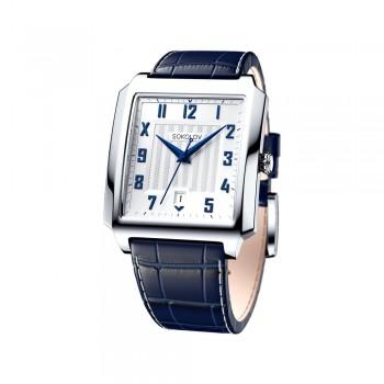 Мужские серебряные часы, артикул 134.30.00.000.04.02.3