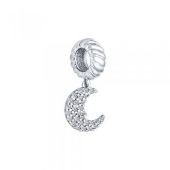 Подвеска-шарм «Сияющая луна»