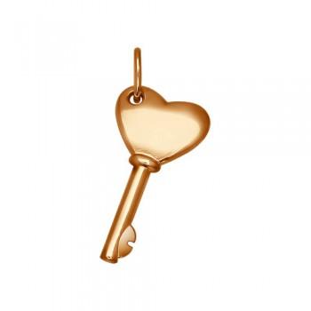Подвеска «Ключ от сердца»