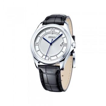 Мужские серебряные часы, артикул 135.30.00.000.01.01.3