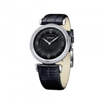 Женские серебряные часы, артикул 106.30.00.001.04.01.2