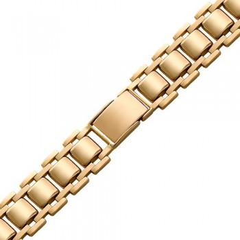 Браслет для часов из красного золота 585 пробы, артикул 01Е011428-БР