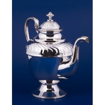 Серебряный чайник №16