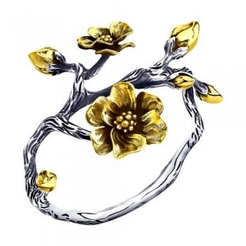 Серебряное кольцо для салфеток, артикул 2303090001