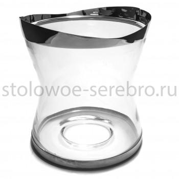 Ведро для шампанского (стекло)