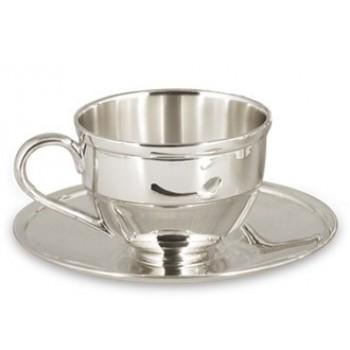 Чашка с блюдцем  Масленица