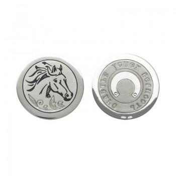 Монета сувенирная  Лошадь