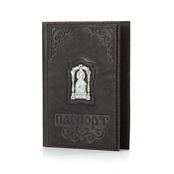 Обложка для паспорта  Николай
