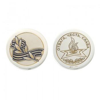 Серебряная монета сувенирная