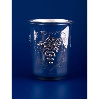 Серебряный стакан №2  Бахус