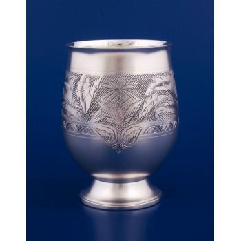 Серебряный стакан №40  Ривьера